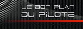 le bon plan du pilote