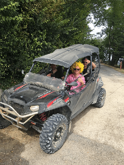 Location de Buggy / SSV 2 et 4 places